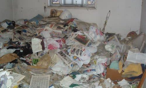 Entreprise de débarras ou désencombrement